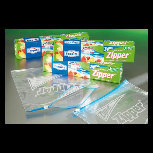 Toppits Zipper