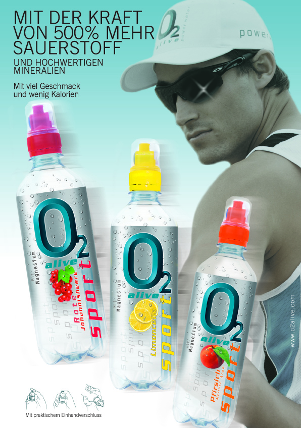 O2 Getränk